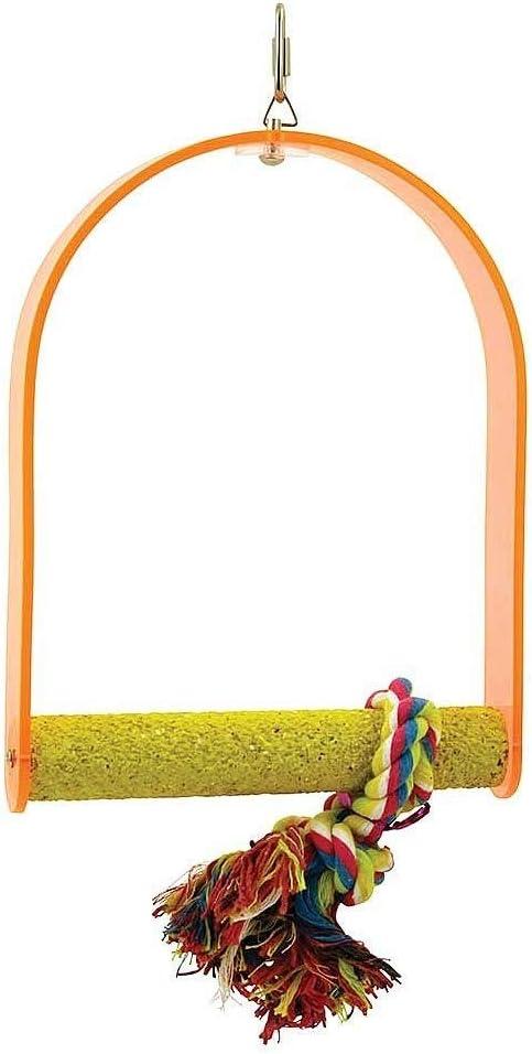 Sandy Acrylic Arch Swing Medium