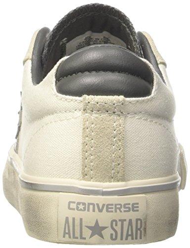 Multicolore – Unisex Converse charcoal Scarpe Outdoor egret Multisport v grey Adulto 156793c wXRR1gBx0