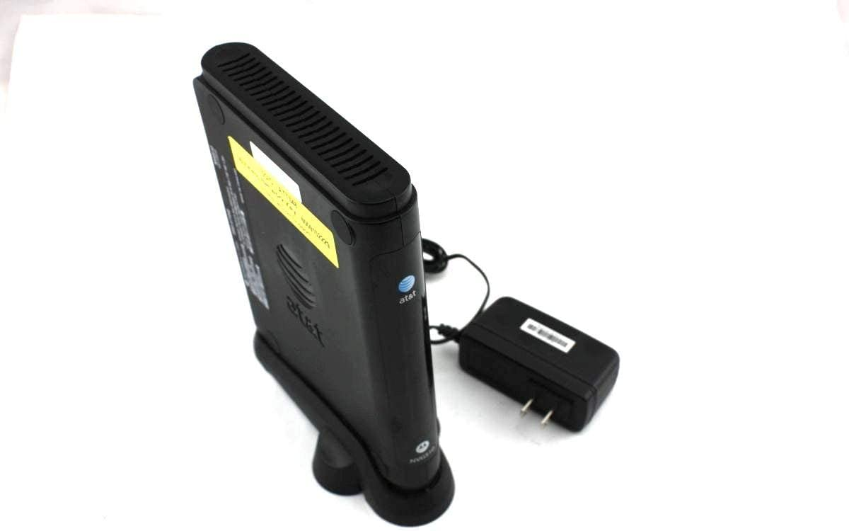 Motorola NVG510 modem for AT&T U-Verse DSL (Renewed)