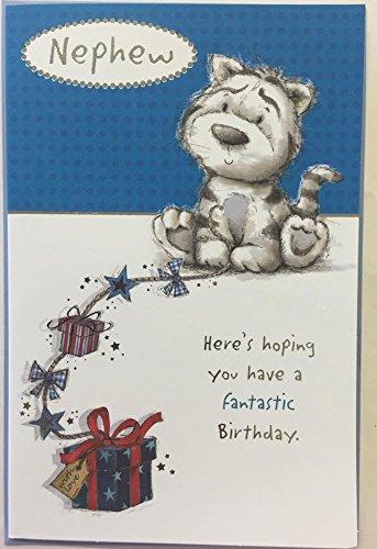 Feliz cumpleaños sobrino, cumpleaños Tarjeta de ...