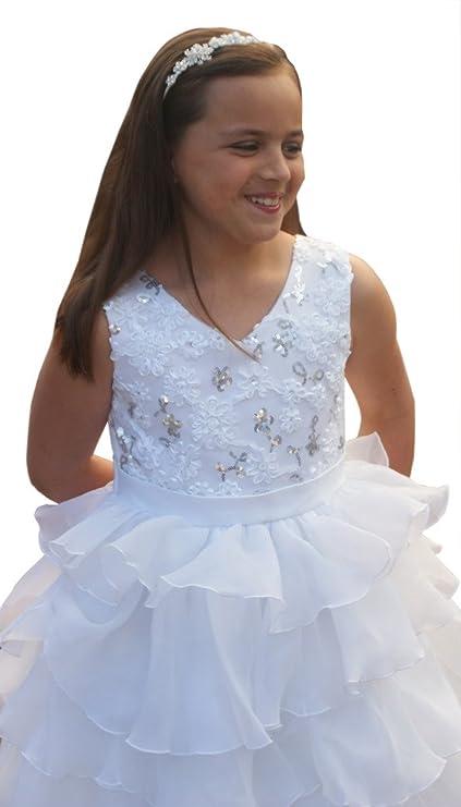 JessidressDamita de Honor Vestido de ceremonia Vestido de Fiesta Nina de Arras Vestido de comunion 2