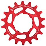 Wolf Tooth CNC Machined Aluminum Singlespeed Cogs