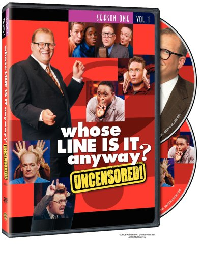 Whose Line Is it Anyway? : Season 1, Volume One (Uncensored)