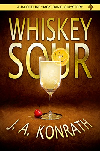 (Whiskey Sour - A Thriller (Jacqueline
