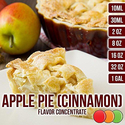 OOOFlavors Apple Pie (Cinnamon) Flavored Liquid Concentrate Unsweetened (30 (Liquid Apple Pie)