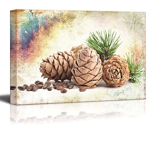 pine cone print - 8
