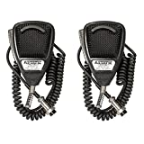 LOT OF 2 Astatic 636L Noise Cancelling CB Radio 4 pin Microphone Review