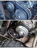 """BLACKHORSE-RACING 40 Series 1"""" Bore Go Kart CVT"""