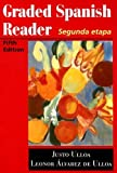 img - for By Justo Ulloa - Graded Spanish Reader: Segunda etapa: 5th (fifth) Edition book / textbook / text book
