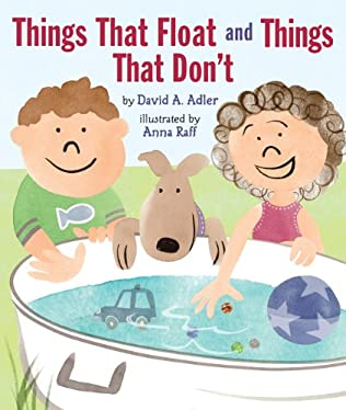 book cover of Things That Float and Things That Don\'t