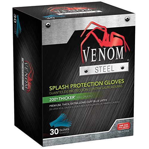 Medline Venom Gloves Splash Protection