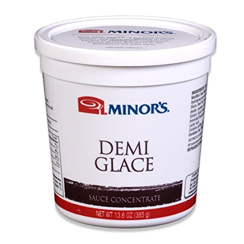 Minor's Sauce Concentrate, Demi Glace, 13.6 Ounce Sauce Concentrate