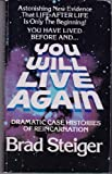 You Will Live Again, Brad Steiger, 0440097754