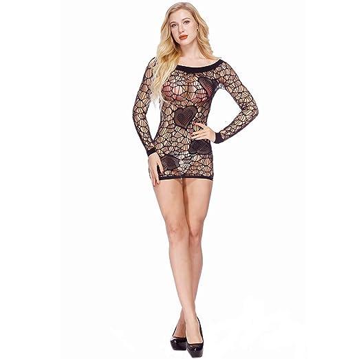 de751f96a38 Amazon.com  Seaintheson Sexy Lingerie for Women