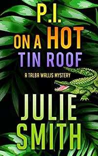 Pi On A Hot Tin Roof  by Julie Smith ebook deal