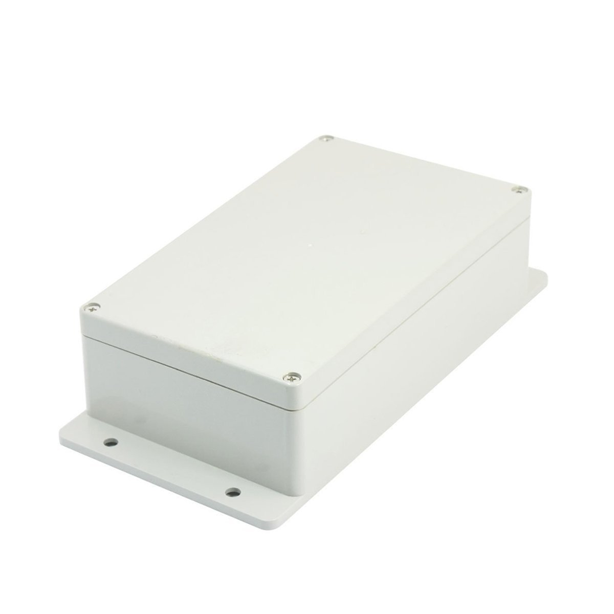 YXQ 200x120x75mm Waterproof Junction Box Enclosure Project Plastic Case with Hole Cable Wire Connect Power Wall Hang