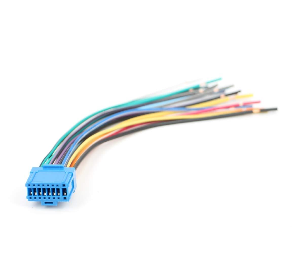 Pioneer Avh Wiring Diagram Colors On Pioneer Avh P5700dvd Wiring