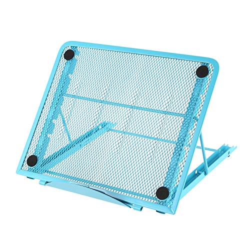 TOOGOO A4 Led Diamond Painting Light Pad Holder 5D DIY Diamond Painting Accessories Diamond Embroidery Cross Stitch Metal Tools Blue]()