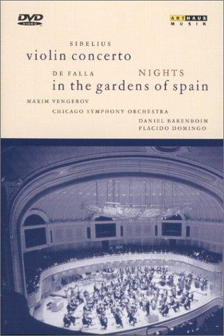 Sibelius - Violin Concerto /De Falla - Nights in the Gardens of Spain by Alliance