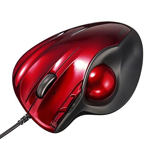 Sanwa Laser trackball Red MA-TB44RN