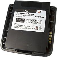 Intermec / Norand CN50 AB25 Scanner Replacement Battery. 4000 mAh