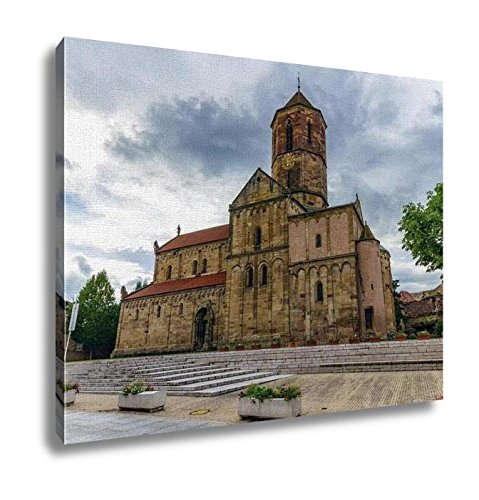 Ashley Canvas, Saintspierreetpaul Church By Day Rosheim Alsace France, Home Decoration Office, Ready to Hang, 20x25, AG6081349 by Ashley Canvas