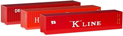 - Container HERPA - 40 ft CAI