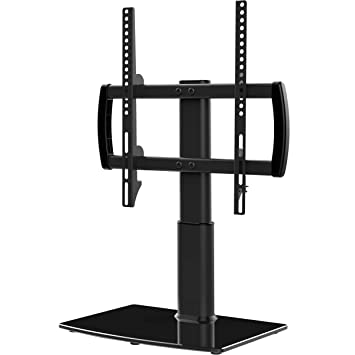 Amazon Com Universal Tv Stand Base Tabletop Tv Stand With Wall