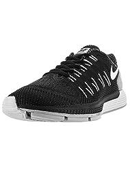 Nike Men's Air Zoom Odyssey Black/White/Wolf Grey/Dark Grey Running Shoe 10 Men US