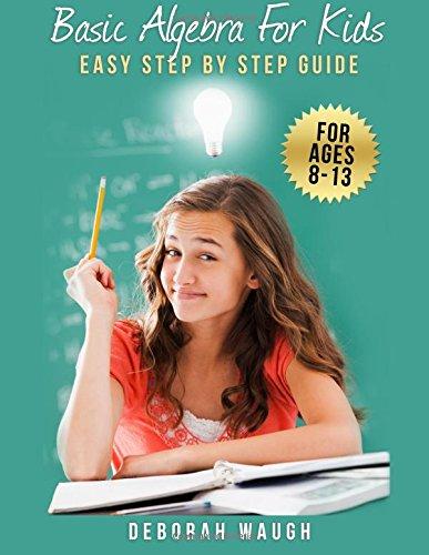 Basic Algebra Kids Learning Homework