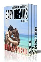 Baby Dreams Box Set Books 4 - 6 (Destiny Bay Romances-Baby Dreams Collection Book 2)
