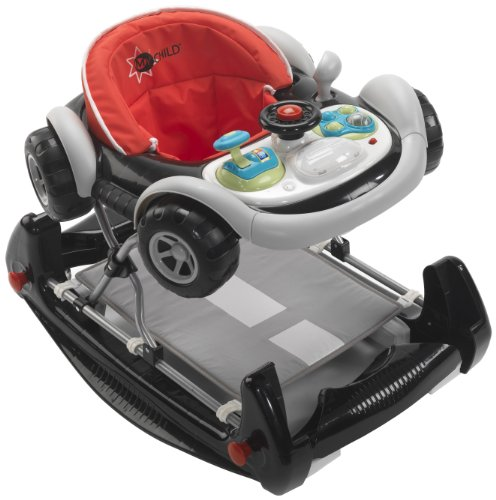 My Child Coupe Walker (Black) - My Black 011
