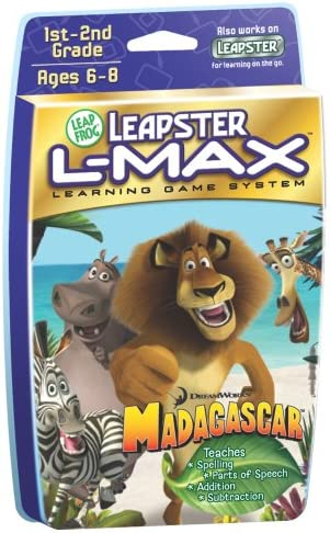 leapster lmax games work in leapster 2