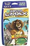 LeapFrog Leapster L-Max Educational Game: Madagascar