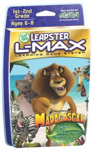 LeapFrog Leapster L-Max Educational Game: (Leapfrog Leapster L-max Learning Game System)