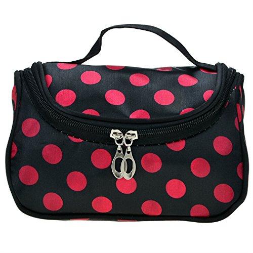 women-purse-all4you-casual-lady-work-bag-travel-makeup-cosmetic-bag-handbagblack