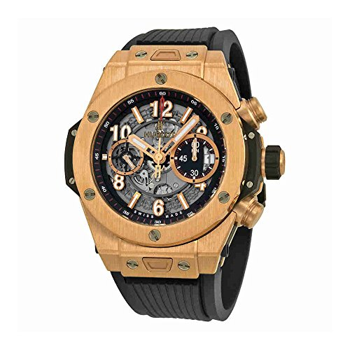 Hublot Big Bang UNICO King Gold Men's Automatic Chronograph - 411.OX.1180.RX