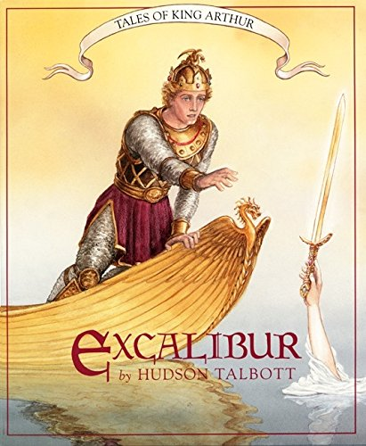 Tales of King Arthur: Excalibur (Books of Wonder) by Brand: HarperCollins