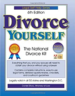 Amazon adams divorce kit forms and instructions includes cd divorce yourself the national divorce kit divorce yourself wcd solutioingenieria Images