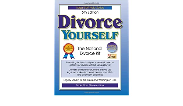 Divorce yourself the national divorce kit daniel sitarz divorce yourself the national divorce kit daniel sitarz 9781892949127 books amazon solutioingenieria Image collections