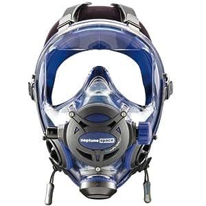 Ocean Reef Diving Mask Neptune Space G.divers OR025016 Cobalt S/M Small/Medium