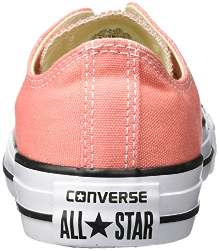 Converse Chuck Taylor All Star, Basses Mixte Adulte Pink (Sunblush)
