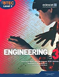 BTEC Level 3 National Engineering Student Book (Level 3 BTEC National Engineering) by Cooke, Ernie (2010) Paperback