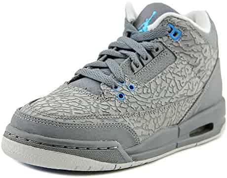 8b2a04d394 Nike Girls' Air Jordan 3 Retro