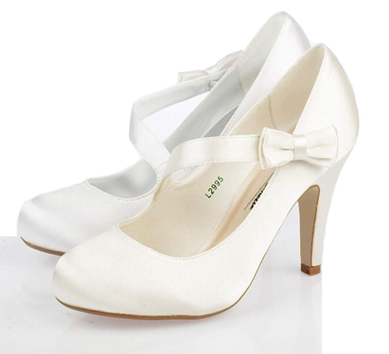 White Heels Uk Ha Heel