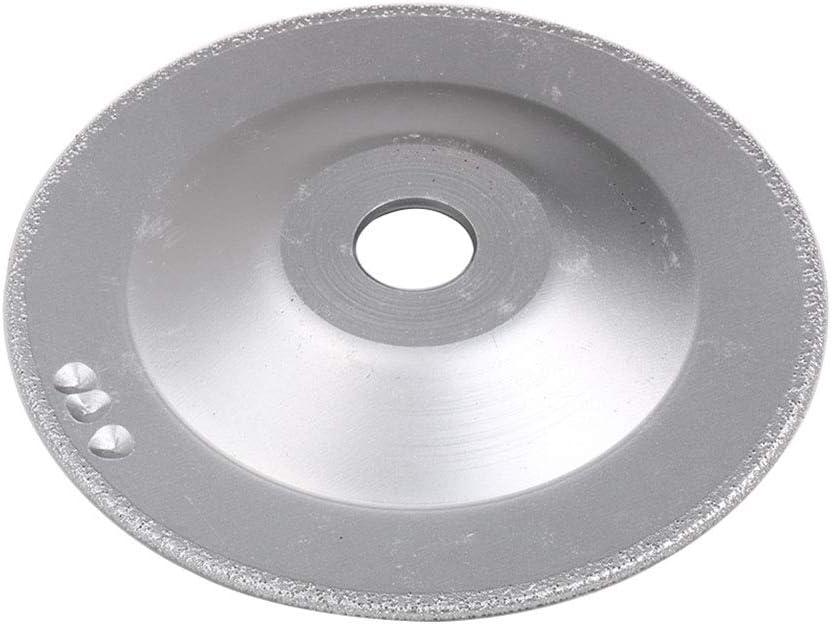 vitrified brick cast iron grinding polishing 7 Brazed Grinding Disc Brazing Diamond Wheel Convex Abrasive Tool Wet//Dry Edging Disc For stone,marble,tiles,glass,ceramics