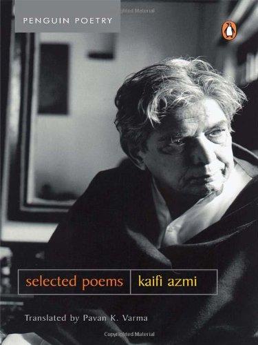 Selected Poems Kaifi Azmi