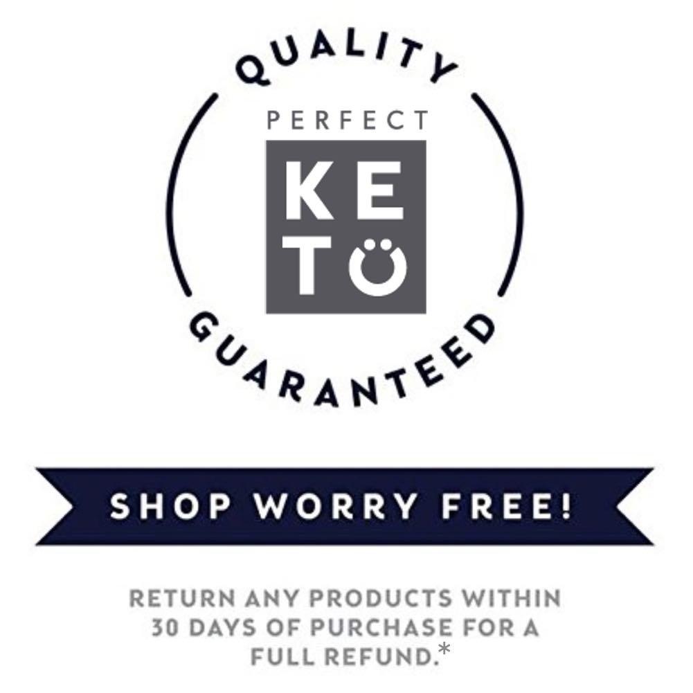 Perfect Keto MCT Oil Powder: Vanilla Ketosis Supplement (Medium Chain Triglycerides - Coconuts) for Ketone Energy - Paleo Natural Non Dairy Ketogenic Keto Coffee Creamer by Perfect Keto (Image #9)
