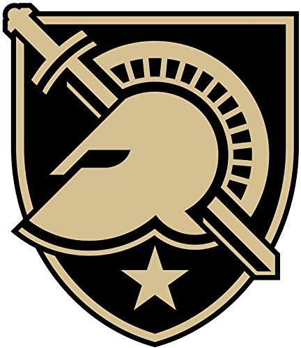 - Crazy Discount West Point Army Black Knights NCAA Vinyl Sticker Decal Outside Inside Using for Laptops Water Bottles Cars Trucks Bumpers Walls, 3