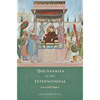 Boundaries of the International: Law and Empire